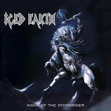 Night Of The Stormrider(Reissue2015 Gatefold black LP&Poster