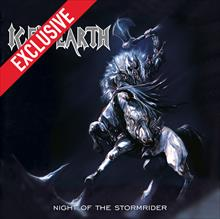 Night Of The Stormrider(Reissue2015 Gatefold clear LP&Poster