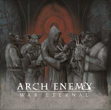 War Eternal (white-black-blue-splattered LP)