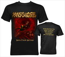 BackFromBeyond Shirt (Black)